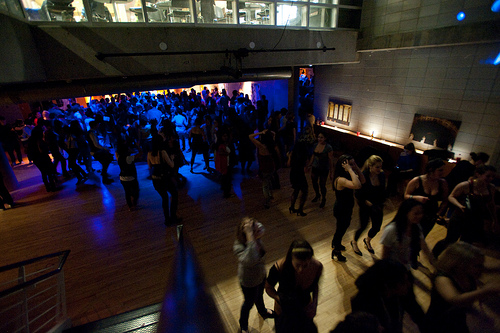Columbia Queer Alliance First Friday Dance
